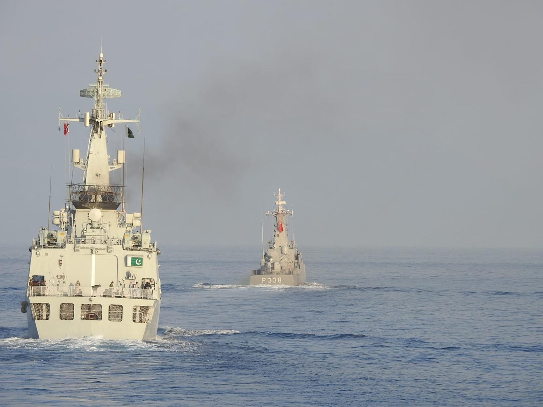 Doğu Akdeniz'de Turgutreis-5 Tatbikatı yapıldı
