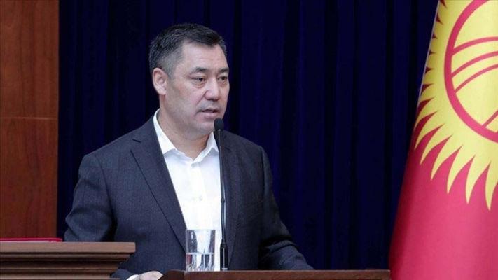 Kırgızistan Başbakanı Caparov görevinden ayrıldı