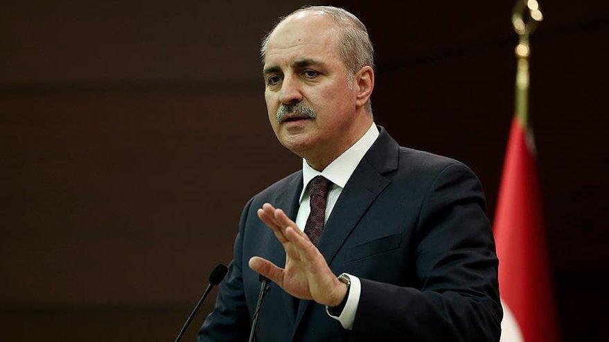 Kurtulmuş: Türkiye'nin önünü kesmeye çalışıyorlar