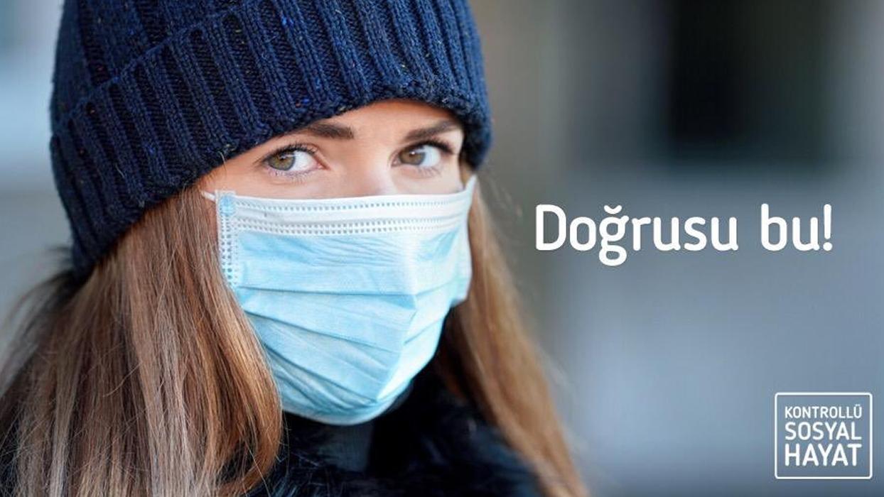 Bakan Koca'dan maske uyarısı