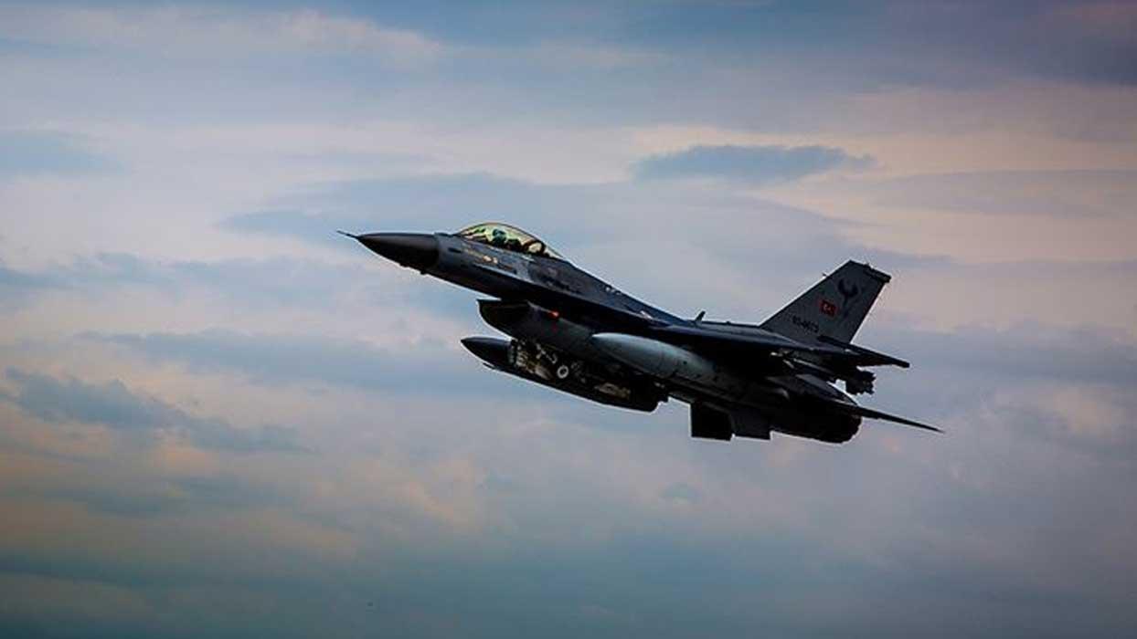 'Irak'ın kuzeyinde 5 PKK'lı terörist etkisiz hale getirildi'