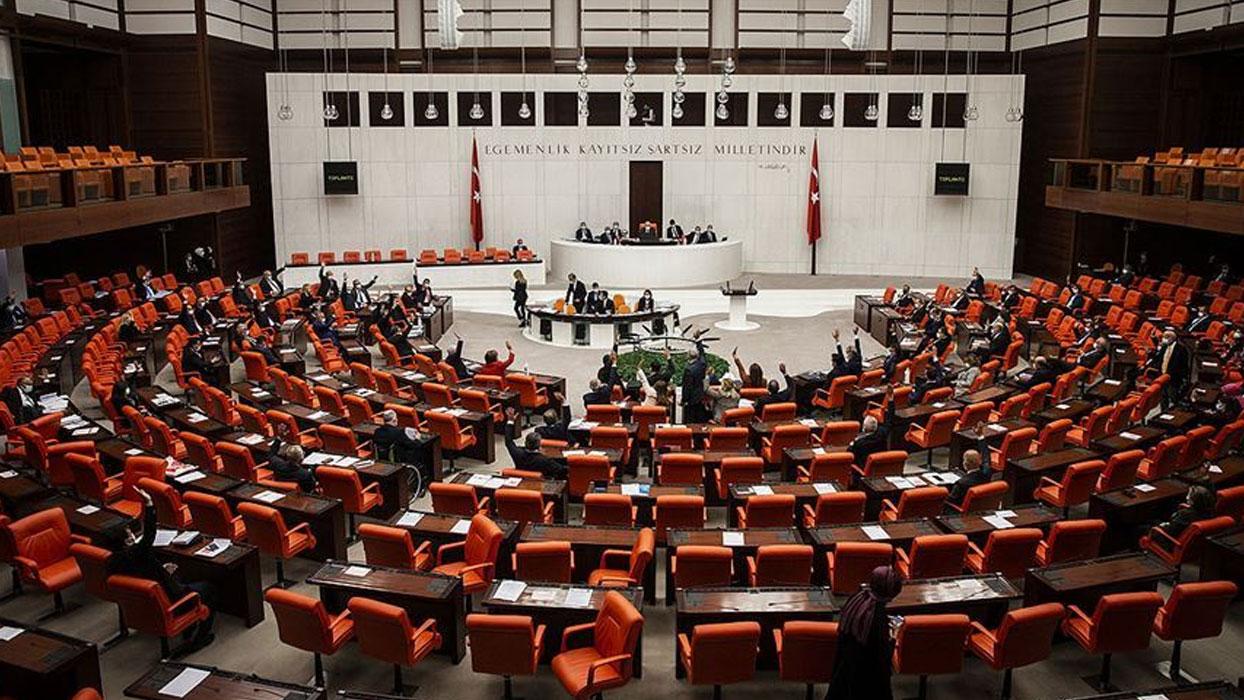 Azerbaycan tezkeresi TBMM Başkanlığına sunuldu