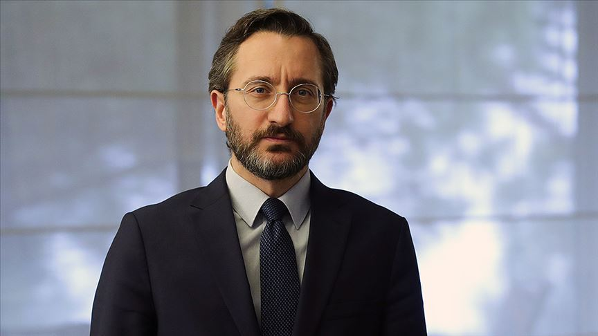 İletişim Başkanı Altun: Ahmet Kekeç dosdoğru bir kalemdi