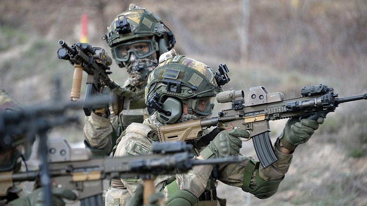 MSB: Barış Pınarı bölgesinde 6 PKK/YPG'li terörist etkisiz hale getirildi