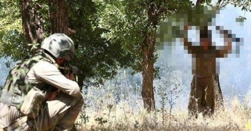 PKK'da çözülme hız kazandı! 5 örgüt mensubu daha teslim oldu