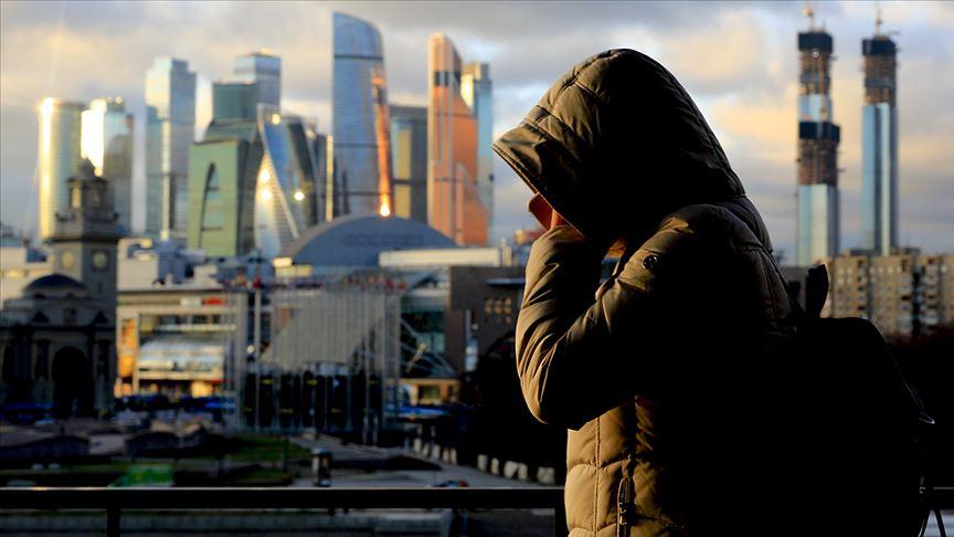 Aşıyı bulan Rusya'da son 24 saatte 442 ölüm