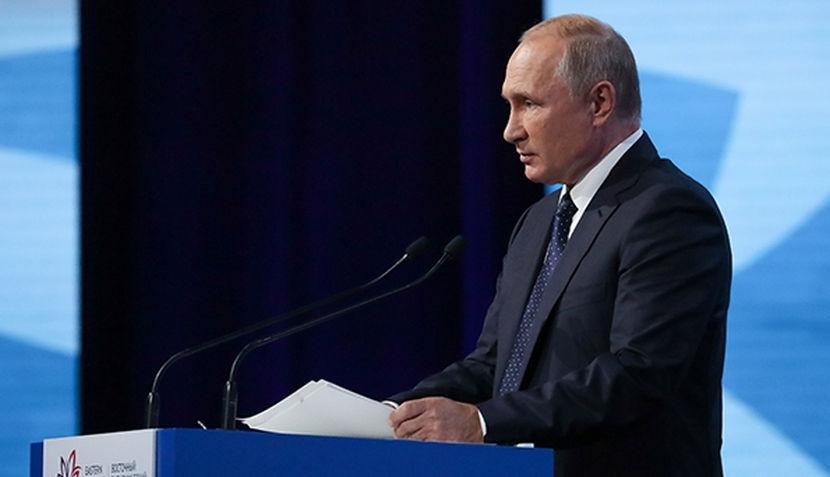 Putin: Kimse Türkiye'yi suçlayamaz