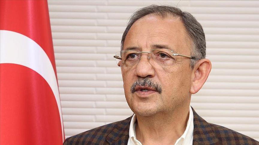 AK Parti Genel Başkan Yardımcısı Özhaseki'nin Kovid-19 testi pozitif çıktı