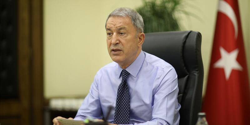 Akar: Türkiye, Libya halkının ve Milli Mutabakat Hükümeti'nin yanında yer almakta kararlıdır