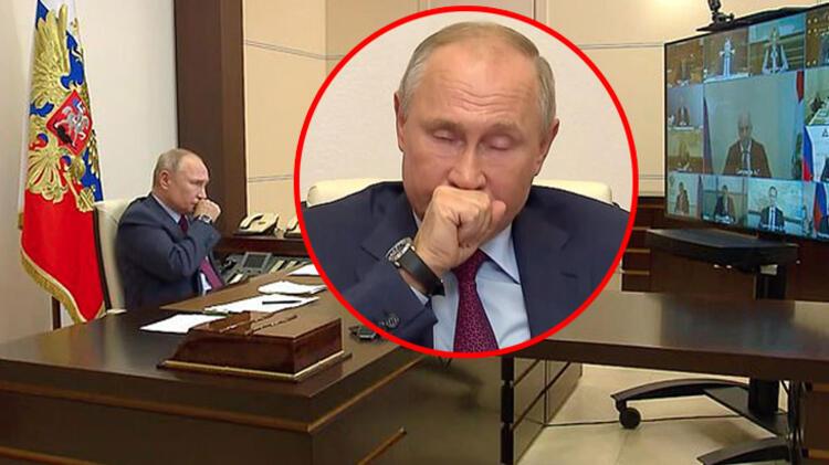Putin koronavirüse mi yakalandı?