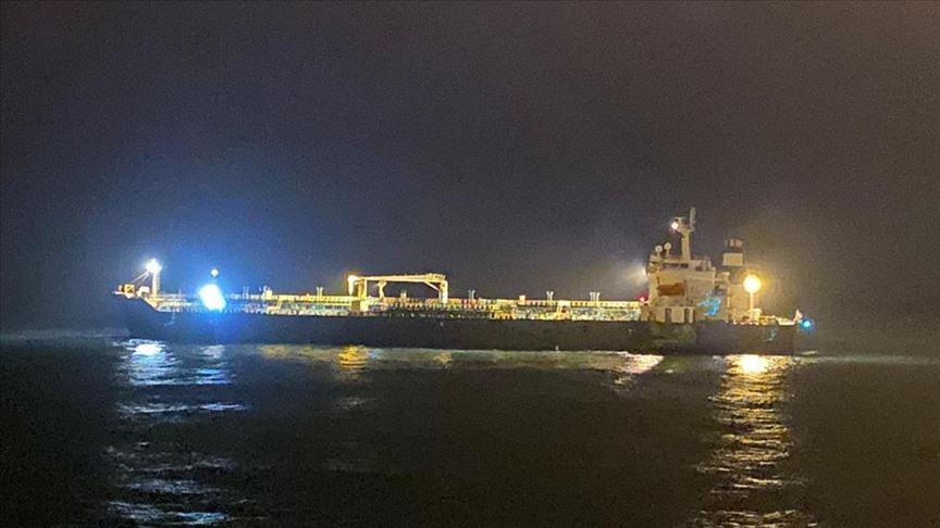 İran, Basra Körfezi'nde 'kaçak akaryakıt taşıyan' yabancı bir gemiye el koydu