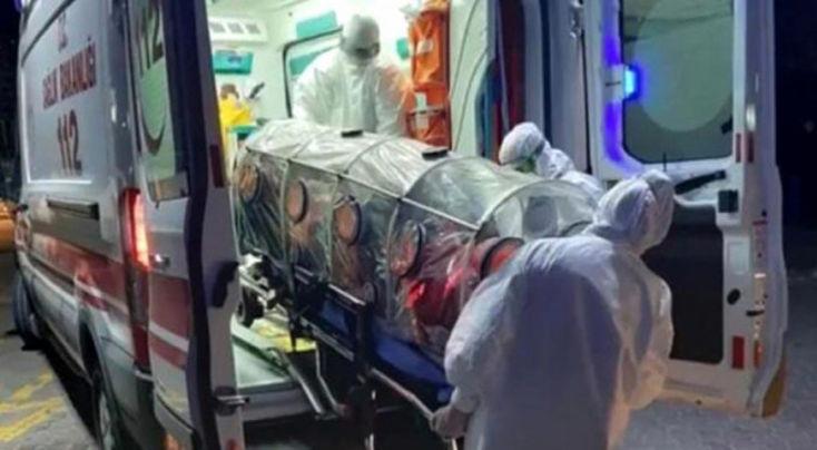 Türkiye'de bugün 5 bin 103 kişiye hastalık tanısı konuldu