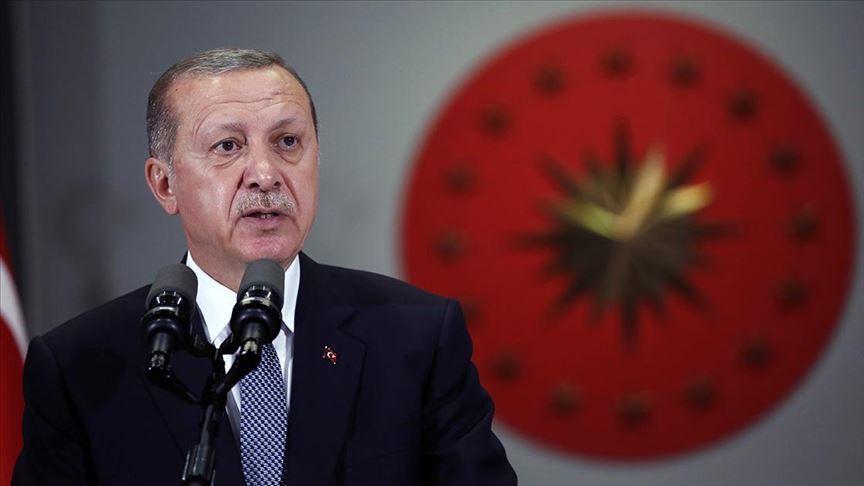 Başkan Erdoğan'dan flaş açıklama: Kongrelerimizi erteliyoruz
