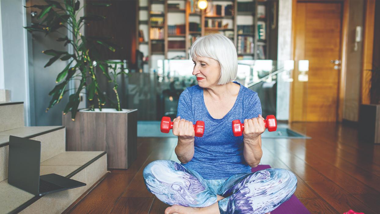 Menopozda kemik sağlığı korunmalı