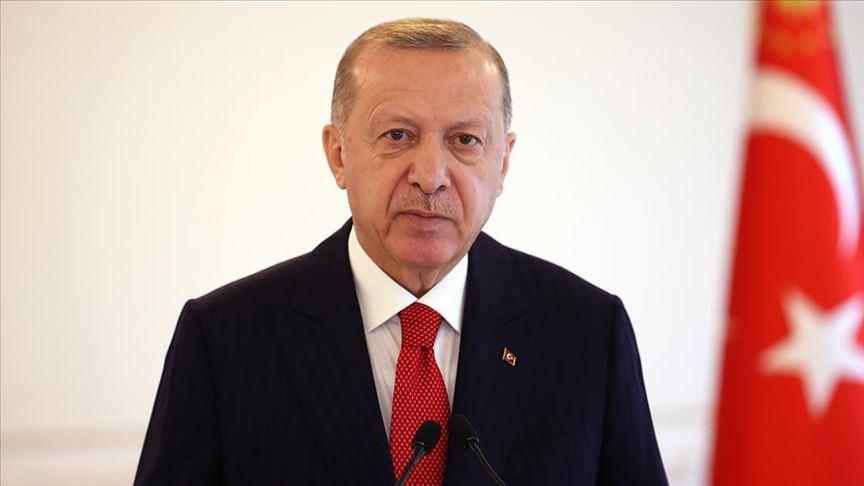 Başkan Erdoğan: Türkiye'nin üreteceği aşıyı tüm insanlığa sunacağız