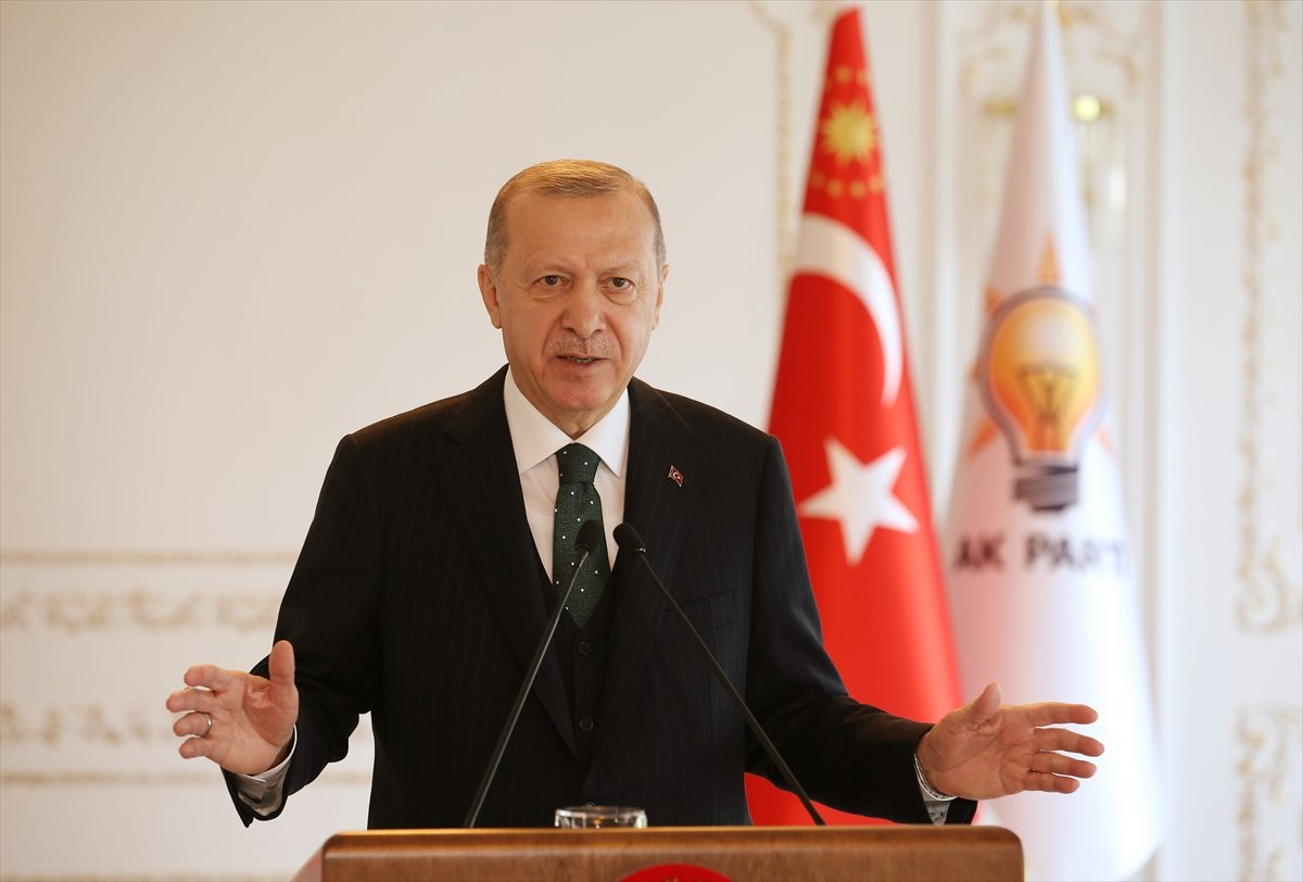 Başkan Erdoğan uyardı: Kısıtlamalara uyulmazsa ilave tedbirler alabiliriz
