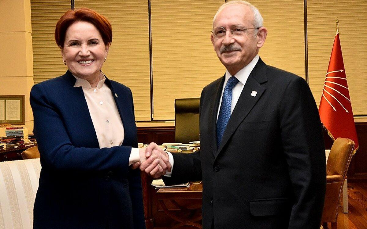 Kılıçdaroğlu ve Akşener inkar etmişti! İtiraf geldi...