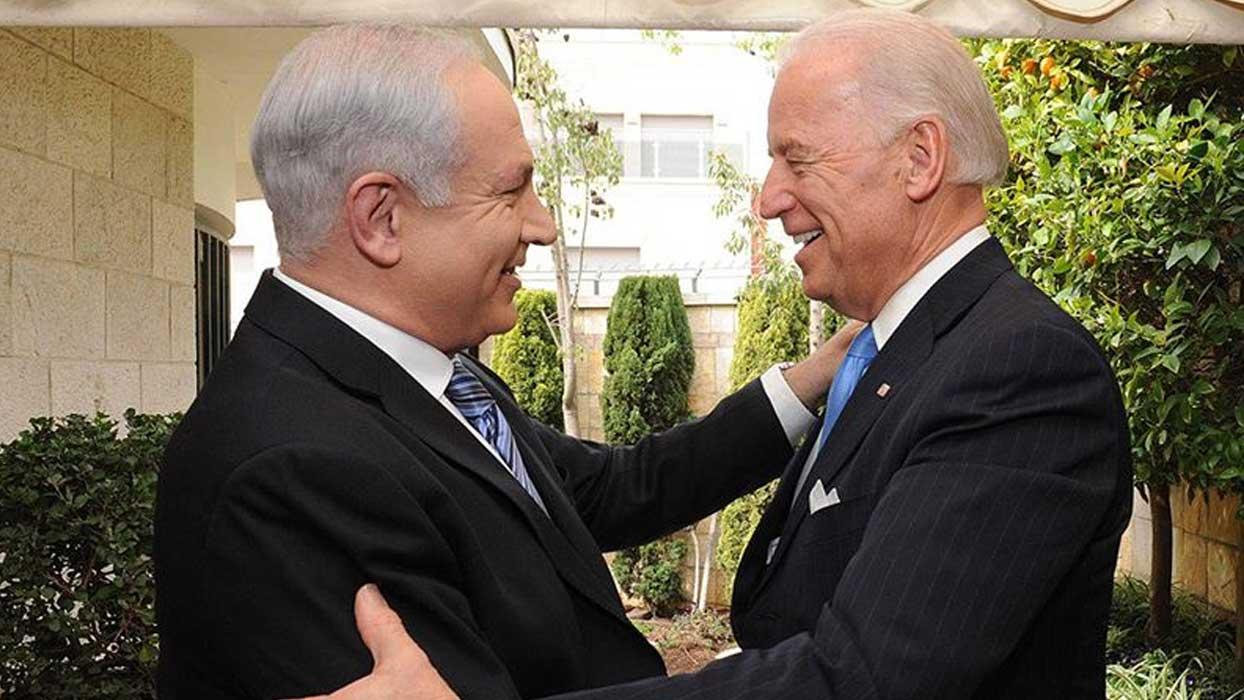 Netanyahu'dan Biden'a dolaylı mesaj