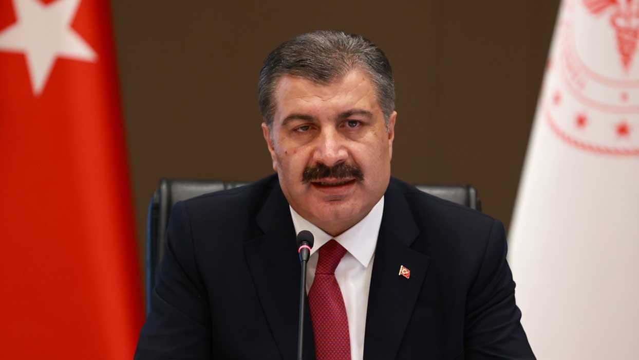 Sağlık Bakanı Koca paylaştı... 22 Kasım koronavirüs tablosu