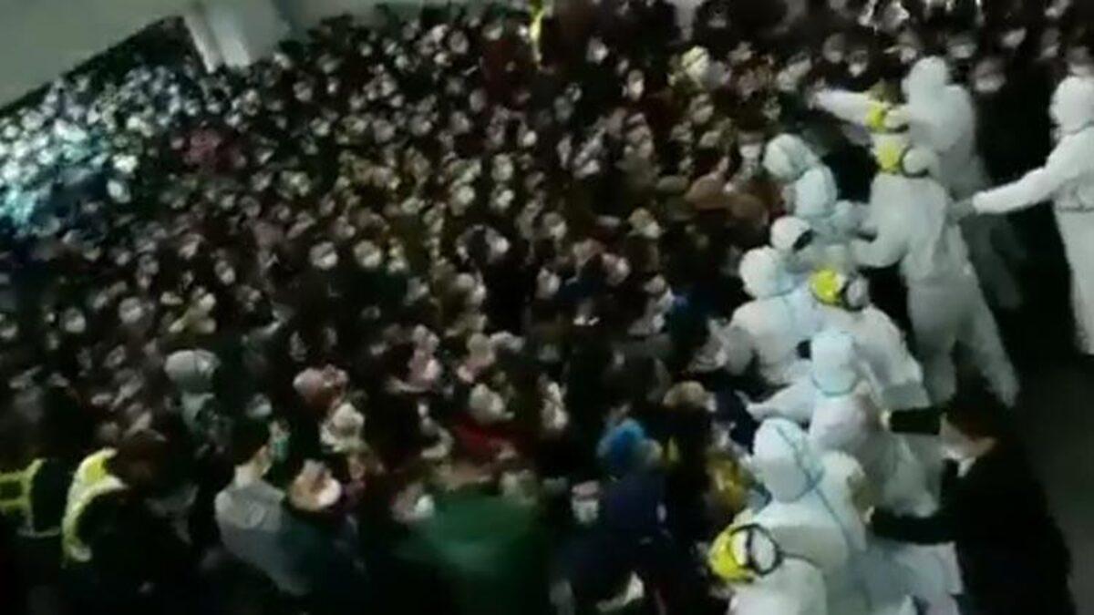Çin'de yeni salgın krizi!