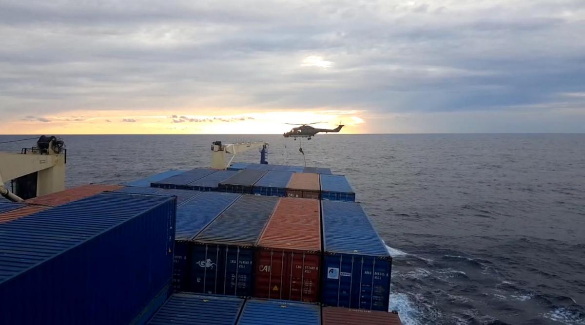 Doğu Akdeniz'de Türk gemisine hukuk dışı arama!