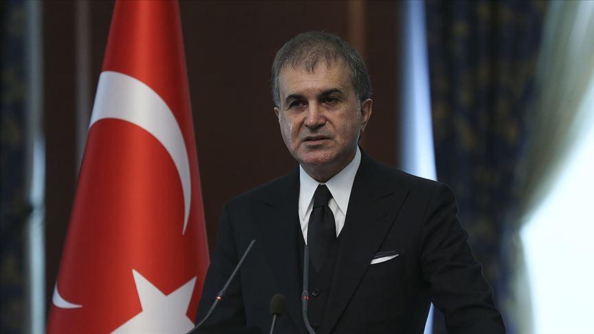 AK Parti Sözcüsü Çelik: Cumhurbaşkanımız Erdoğan, Arınç'ın istifasını kabul etti