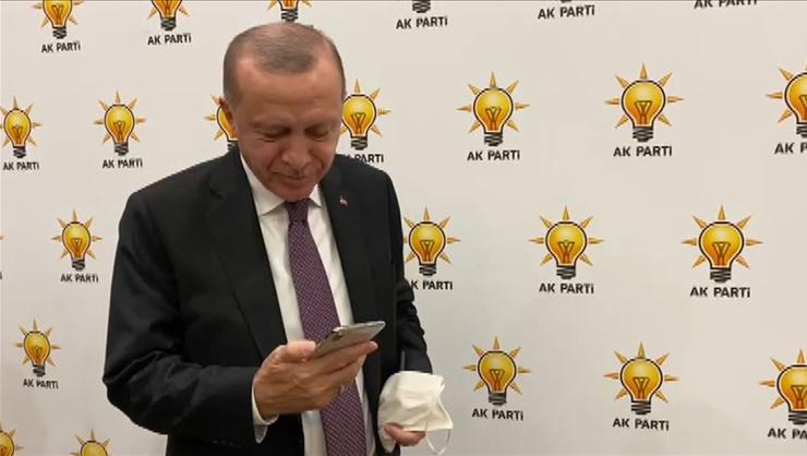 Depremin simge isimlerindendi! Başkan Erdoğan Ayda bebek ile telefonda görüştü