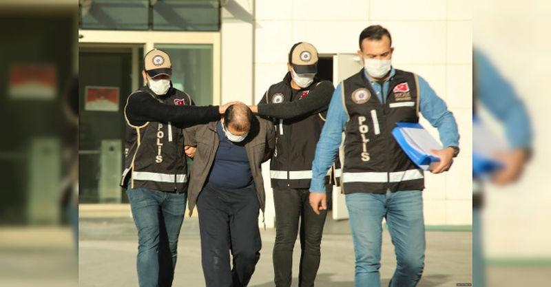 FETÖ'nün Cezayir yapılanmasında yer alan bir kişi Türkiye'ye getirildi