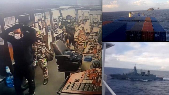 Türk gemisinde hukuksuz aramayla ilgili MSB'den açıklama