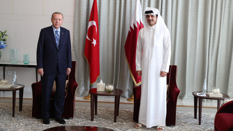 Türkiye ve Katar'dan kritik toplantı! Başkan Erdoğan ve Al Sani bir araya gelecek