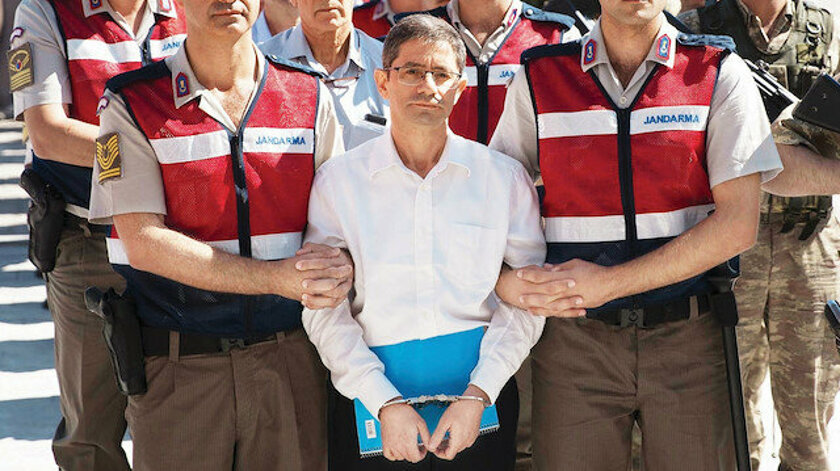 FETÖ'cü alçaklara en ağır ceza! 79 kez ağırlaştırılmış müebbet