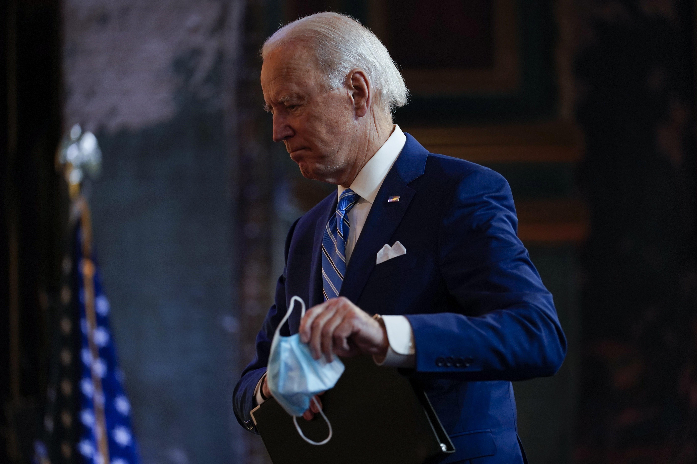 Joe Biden ABD halkına söz verdi: Yeneceğiz