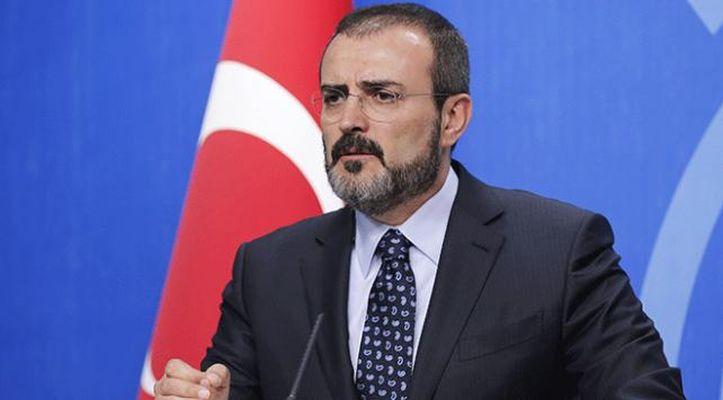 """CHP'nin Türk ordusu """"satıldı"""" açıklamasına AK Parti'den sert tepki"""