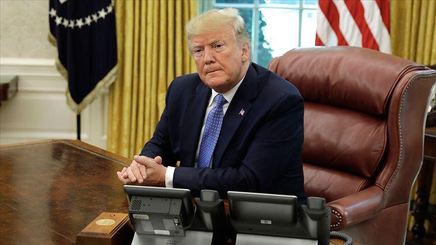 Trump'tan Pompeo'ya İran konusunda yeşil ışık!