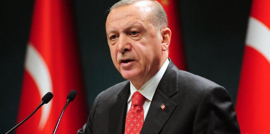 Başkan Erdoğan'dan Konser Salonu Açılış Töreni'nde önemli mesajlar
