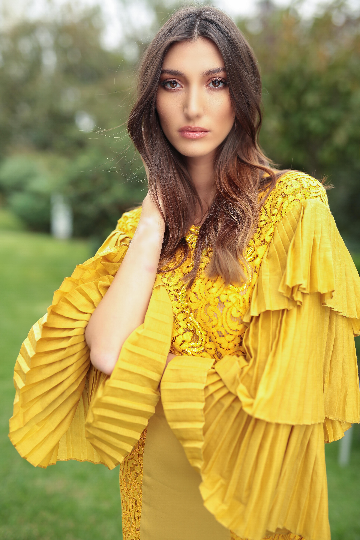 Miss Turkey güzeli Şevval Şahin eleştirilere sessiz kalmadı: Zayıfsam da size ne!