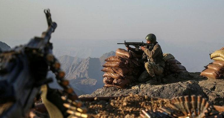 Şanlıurfa'da üzerinde bomba olan terörist etkisiz hale getirildi
