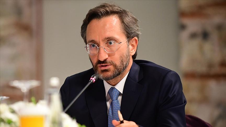 İletişim Başkanı Altun: YİK toplantısında ABD'nin yaptırım kararı kınandı