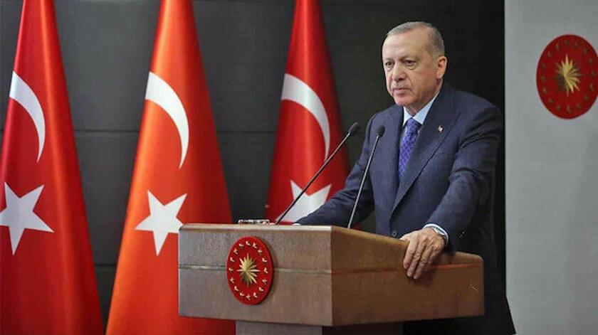 Başkan Erdoğan: Suriye'nin geleceğinde bölücü teröre asla yer yoktur