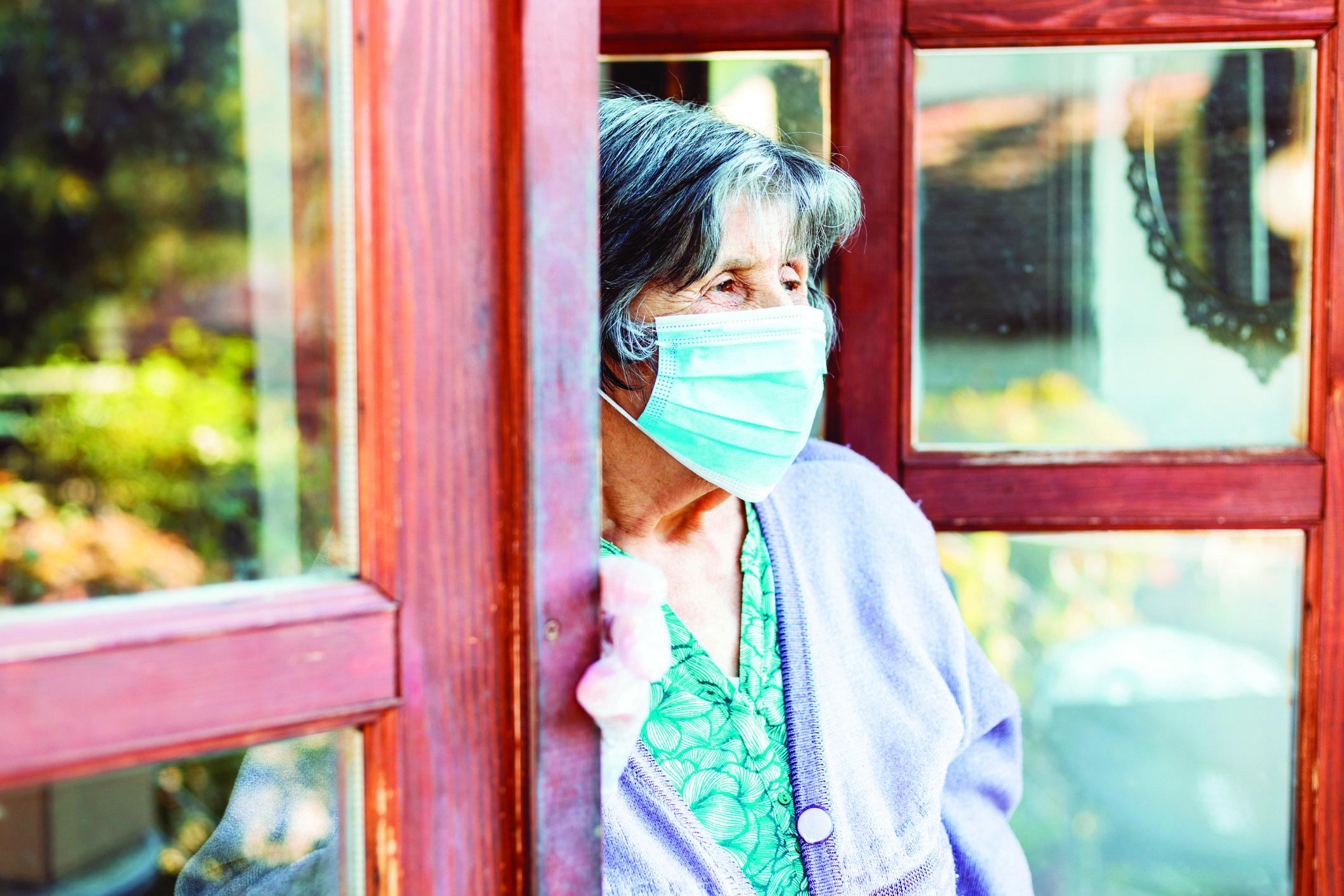 Virüs bulaşma korkusu kalbi vuruyor