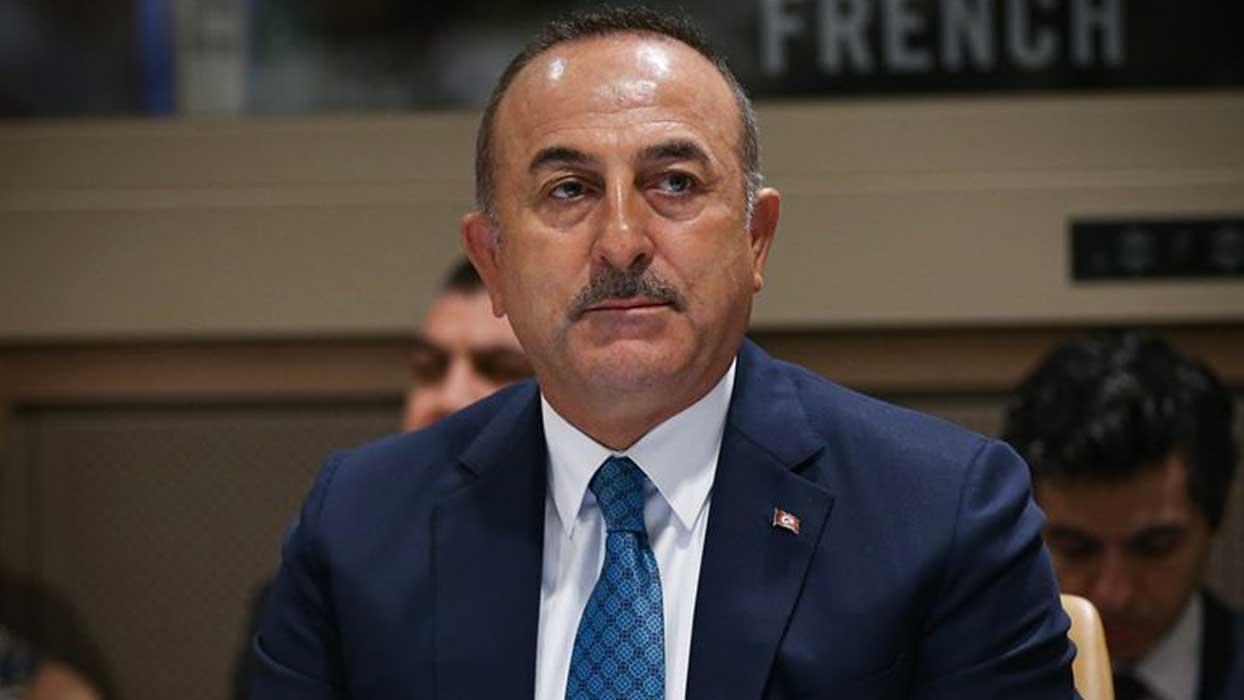 Dışişleri Bakanı Çavuşoğlu'ndan Yunan mevkidaşına tavsiye mesajı