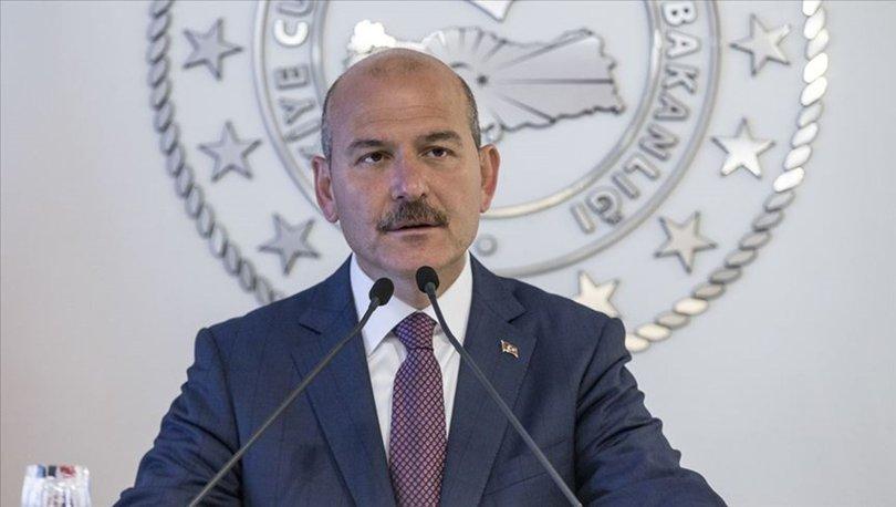 İçişleri Bakanı Soylu paylaştı: Yunanistan'dan insanlık dışı muamele