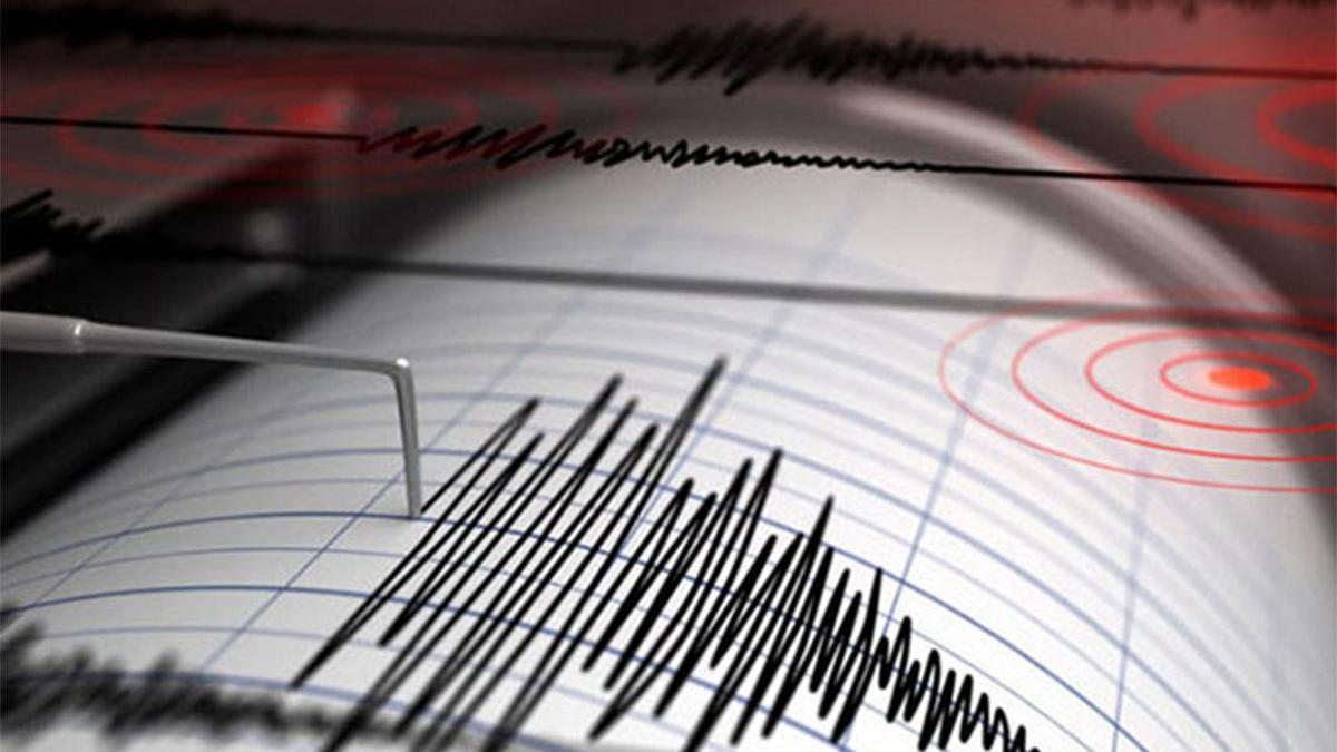 Elazığ'da 5.3 büyüklüğünde korkutan deprem
