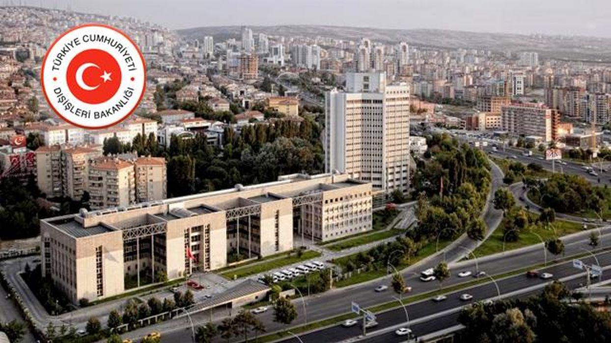 Dışişleri'nden ateşkesi ihlal eden Ermenistan'a tepki