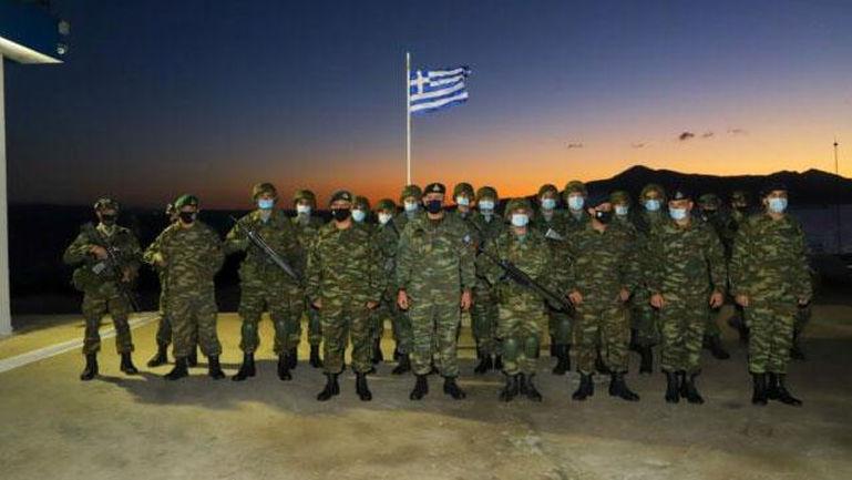 Yunanistan'dan provokasyon: Ada birliklerine 'teyakkuz' emri