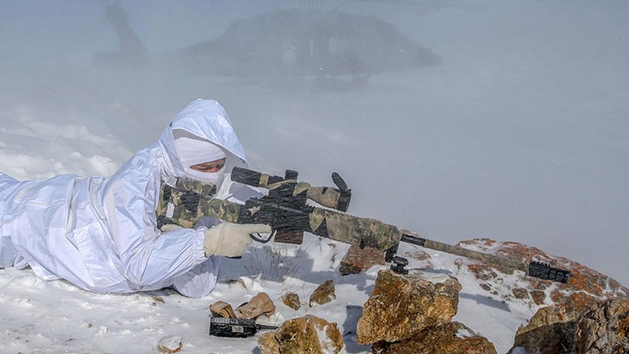 Gabar'da etkisiz hale getirilen 5 teröristten 2'sinin gri listede yer aldığı belirlendi