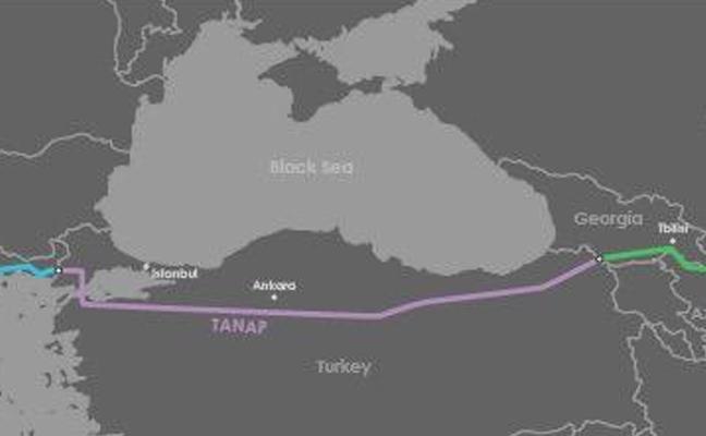 Türkiye duyurdu: Azerbaycan gazı İtalya'ya ulaştı