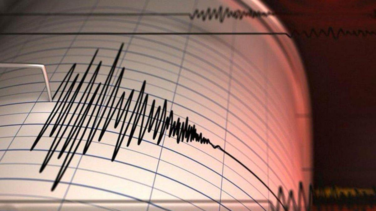 Ankara'da 4.5 büyüklüğünde deprem meydana geldi