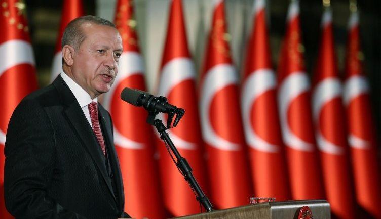 Başkan Erdoğan: Büyük atılımların hazırlıkları içindeyiz