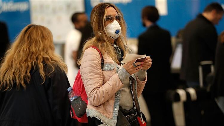 THY yolcuları uyardı: Ventilli maske takmayın